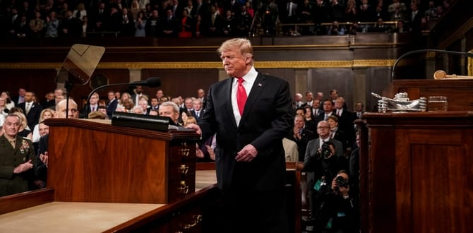 6 Highlights From Trump's State of The Union