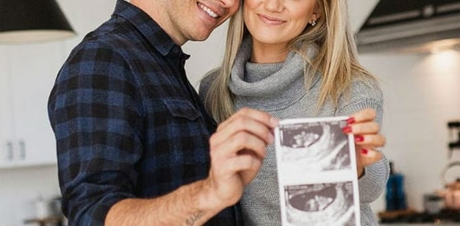 This Bachelor Couple's Baby Instagram Has An Amazing Pro-Life Message