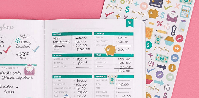 7 Books And Planners To Help You Budget Like A Pro