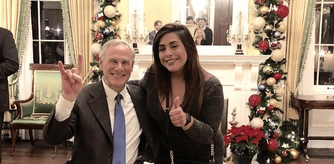 How She Got That Internship: Michelle's Internship With Governor Abbott