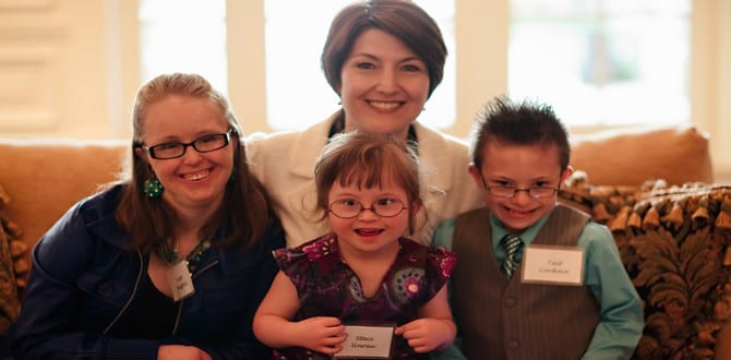 How Republicans On Capitol Hill Are Raising Awareness On Down Syndrome
