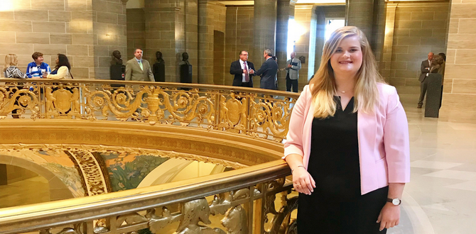 How She Got That Internship: Erika's Internship At The Missouri Republican Party