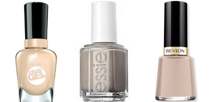 7 Best Nude Nail Polishes