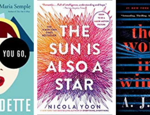 FFL Reading Challenge: 8 Books Becoming Movies In 2019