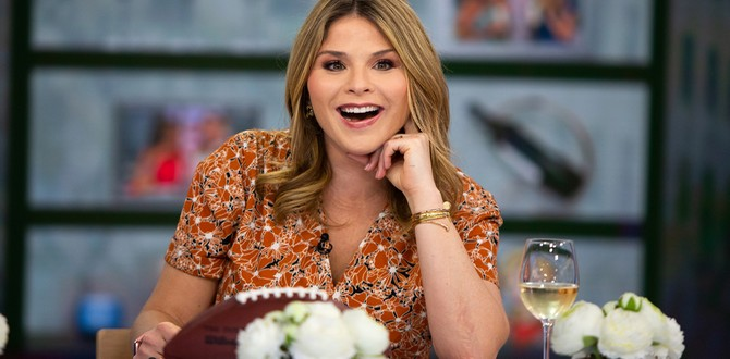 Jenna Bush Hager Announces She's Pregnant With Her Third Child