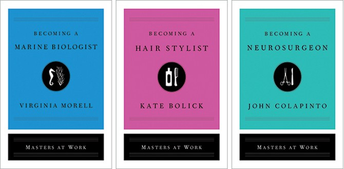 The New Masters At Work Book Series Answers Your Burning Questions About Potential Careers