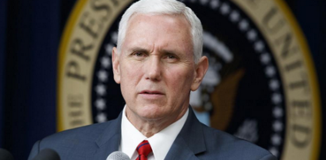3 Challenges Vice President Pence Offers Young Conservatives