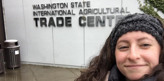 How She Got That Internship: Victoria's Internship at the National Association of State Departments of Agriculture