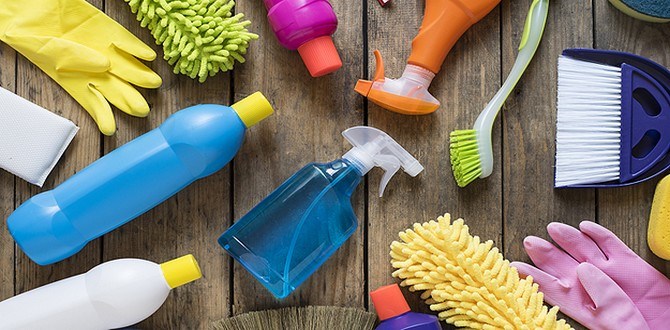 10 Things To Let Go Of During Spring Cleaning