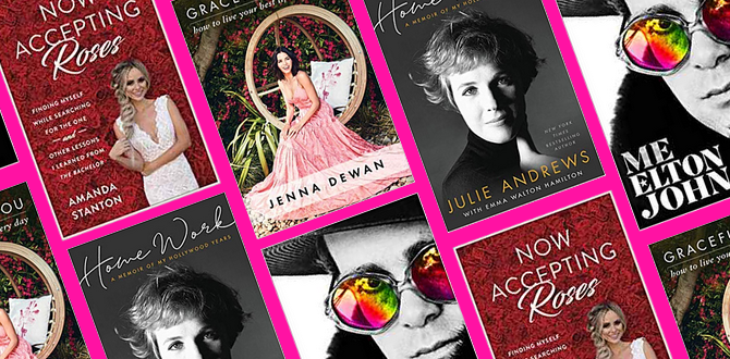 8 Celebrity Memoirs Out This Fall You're Going To Be Obsessed With