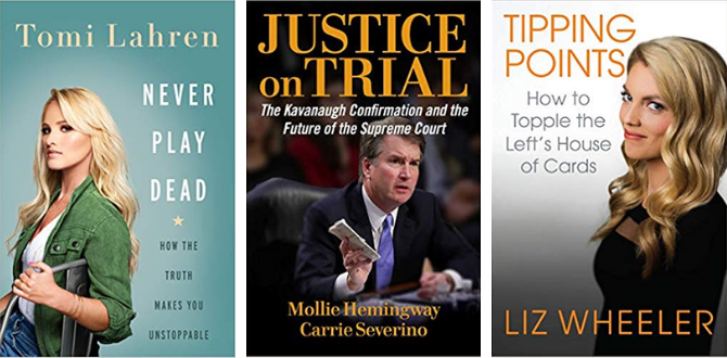 5 Books By Conservatives You Won't Be Able To Put Down This Summer