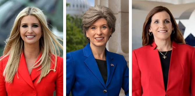 CONSERVATIVE WOMEN WEEKLY: 4 Conservative Women That Rocked The Week