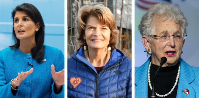 CONSERVATIVE WOMEN WEEKLY: 4 Ways Conservative Women Stood Out This Week