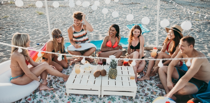 The Ultimate Playlist For Your Summer Cook Out