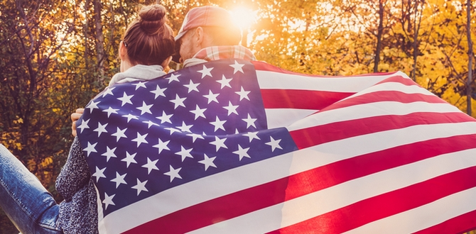 28 Perfectly Patriotic Date Ideas For The 4th of July