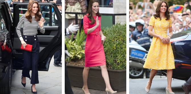 11 Style Lessons Women Can Learn From Kate Middleton
