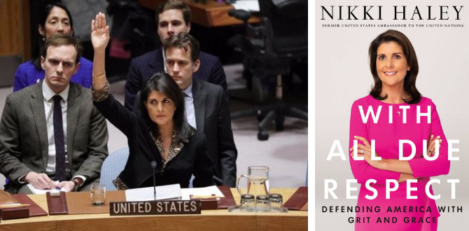 Everything We Know About Nikki Haley's New Book So Far