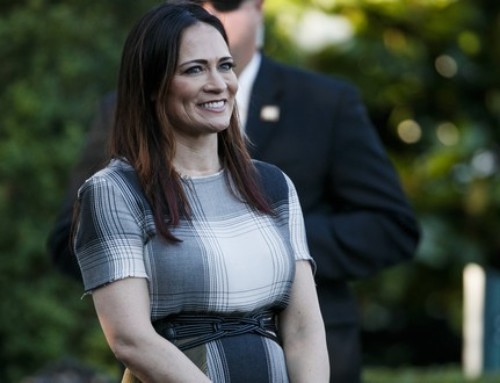 Meet Stephanie Grisham, The New White House Press Secretary