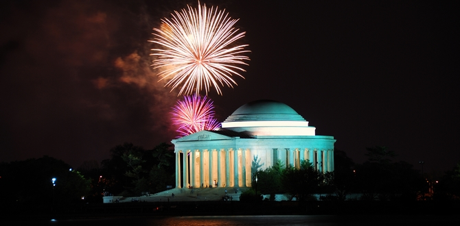 Here Are The Best Ways To Spend Fourth of July In Washington, DC