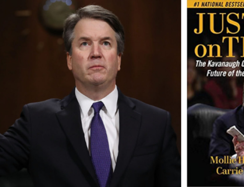 BOOK REVIEW: The Book That Takes You Behind The Scenes of The Kavanaugh Confirmation