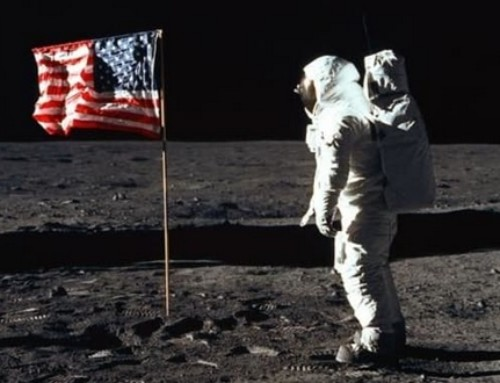 5 Books To Read In Honor Of The 50th Anniversary Of The Moon Landing