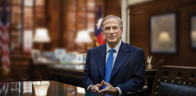 Here Is Why Texas Governor Greg Abbott Is One of America's Most Popular Governors