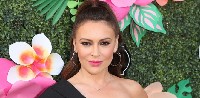 Alyssa Milano Opens Up About Her Two Abortions In One Year: Here's What We Can Learn