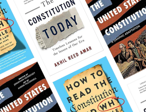 7 Books About The Constitution Every Conservative Should Read