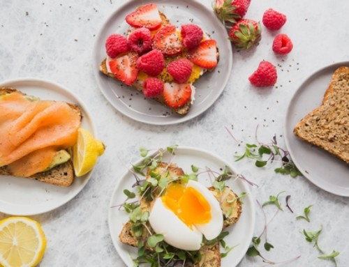7 Easy Breakfasts For The Girl On The Go