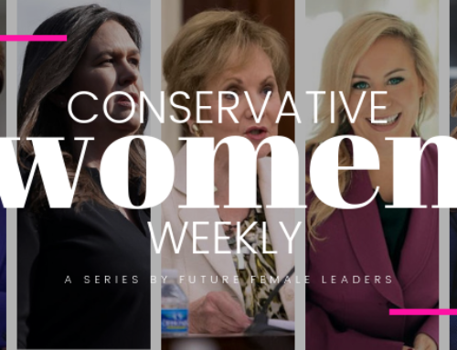 CONSERVATIVE WOMEN WEEKLY: Here's How Republican Women Slayed This Week