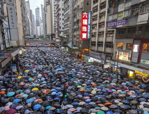 I Stand With The Citizens Of Hong Kong, Here's Why