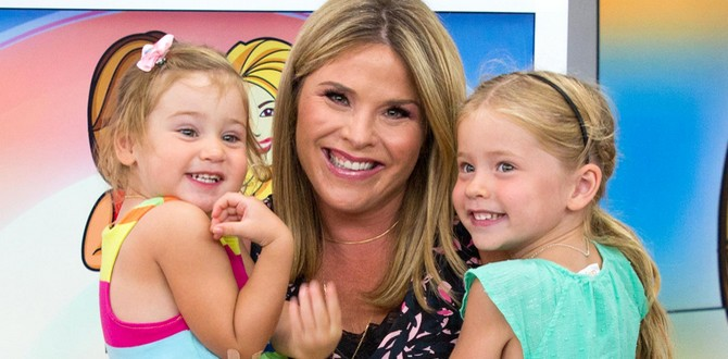 Jenna Bush Hager Welcomes Third Child