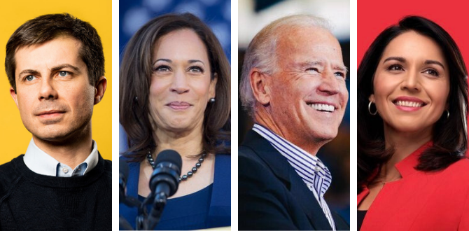 If Democratic Presidential Candidates Were Songs