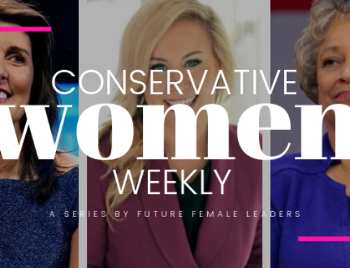 CONSERVATIVE WOMEN WEEKLY: Here's How Conservative Women Made Headlines This Week