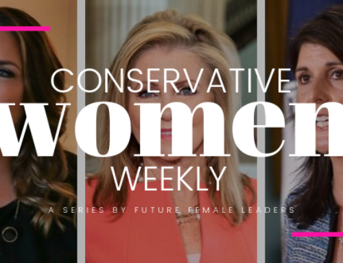 CONSERVATIVE WOMEN WEEKLY: 5 Stand Out Moments By Republican Women This Week