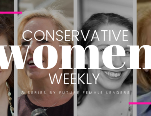 CONSERVATIVE WOMEN WEEKLY: 7 Conservative Women Wins You Don't Want to Miss From This Week