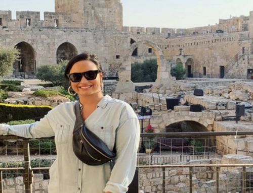Demi Lovato Shouldn't Have To Apologize for Visiting Israel