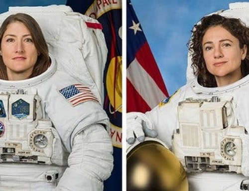 First All Female Space Walk Breaks Barriers in Space