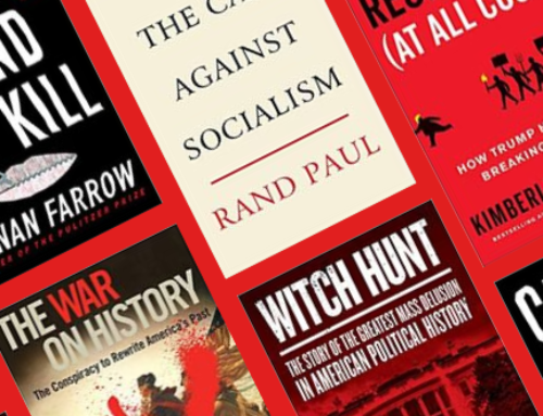 8 Must Read Political Books Out This October
