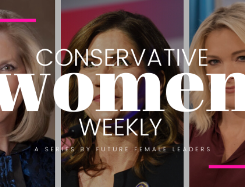CONSERVATIVE WOMEN WEEKLY: 7 Ways Center Right Women Succeeded This Week