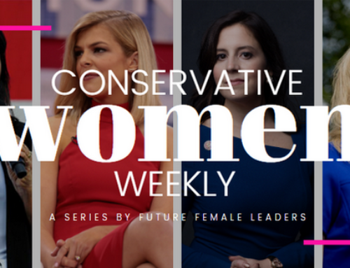 CONSERVATIVE WOMEN WEEKLY: 4 Can't Miss Moments By Conservative Women This Week
