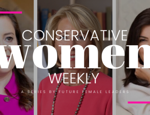 CONSERVATIVE WOMEN WEEKLY: 4 Big Moments From GOP Women This Week