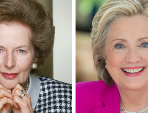 Actually, Hillary Clinton, Margaret Thatcher Was A Gutsy Woman