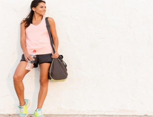 7 Essentials Every Woman Needs in Her Gym Bag
