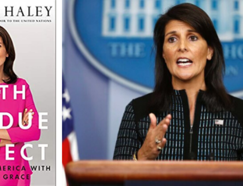 BOOK REVIEW: Nikki Haley Doesn't Get Confused In New Book, With All Due Respect