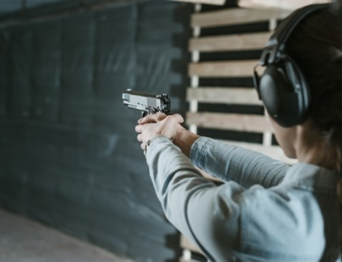 Dear Women And Survivors Of Sexual Assault: Buy A Gun