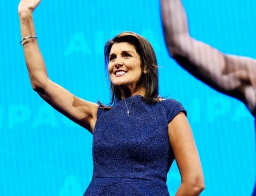 "Nikki Haley Reveals The True Story Behind Her ""With All Due Respect"" Comment"