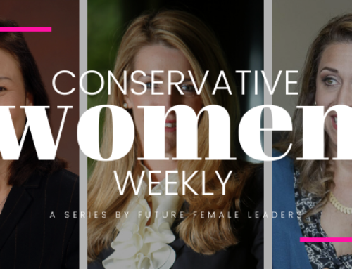 CONSERVATIVE WOMEN WEEKLY: The 411 On GOP Women Wins This Week