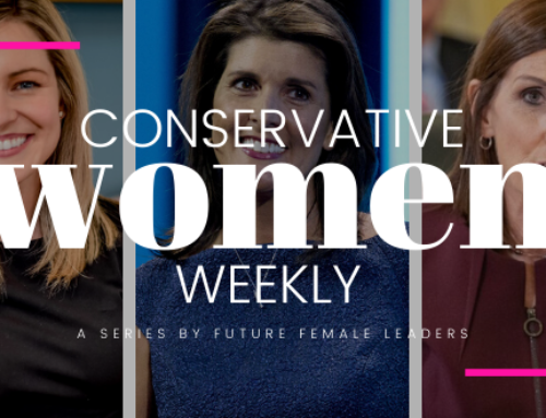 CONSERVATIVE WOMEN WEEKLY: The 5 GOP Women Headlines You Need To Know Before Starting Your Weekend