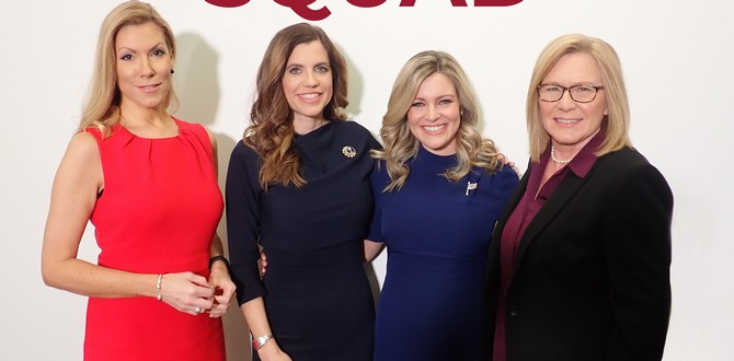 Meet The New Conservative 'Squad', Comprised of These Four GOP Women